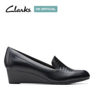 Giày Da Nữ Clarks Mallory Pearl