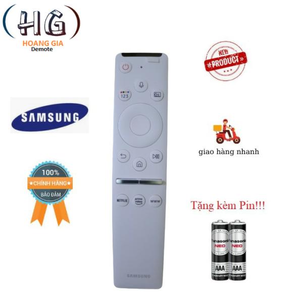 Bảng giá Điều khiển tivi Samsung giọng nói 2019- Hàng mới chính hãng