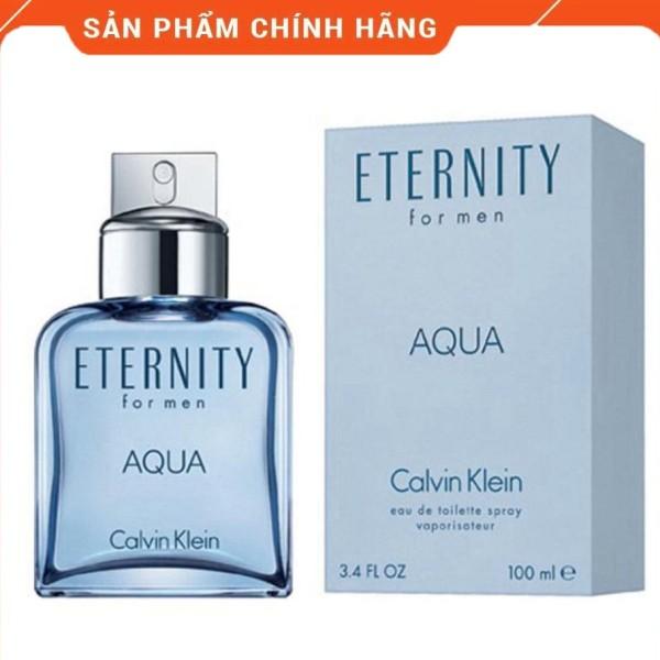 Nước hoa CK Eternity Aqua for Men EDT 100ml