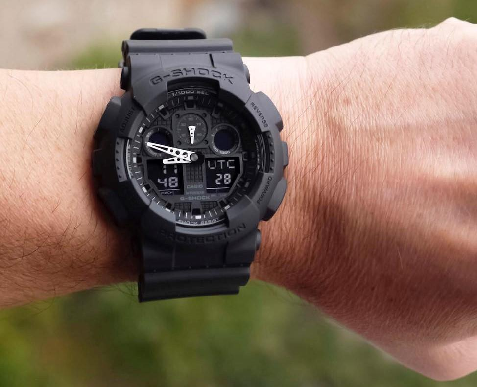 Đồng hồ thể thao Shock 110 bán chạy