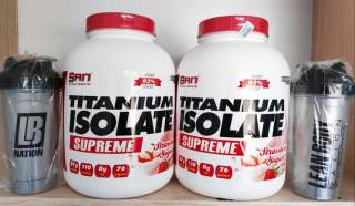 Titanium isolate tăng cơ giảm mỡ (Tặng quà mini) thumbnail