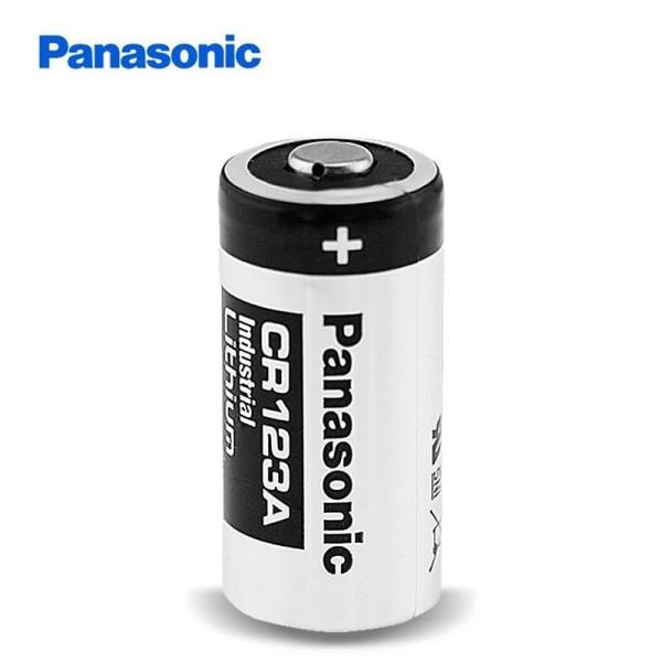 Pin Panasonic CR123A Industrial hàng chính hãng