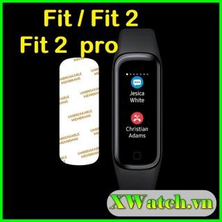 Miếng Dán Màn Hình PPF Đồng Hồ Thông Minh Samsung Galaxy Gear Fit2 Pro Fit2 Fit 2 Fit 2 pro Fit e thumbnail
