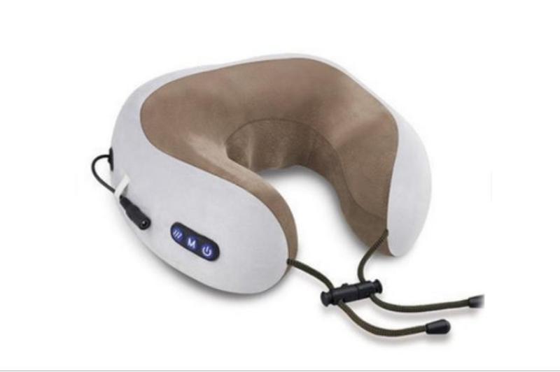 Gối massage vòng cổ chữ U đa Năng U-Shaped ZX