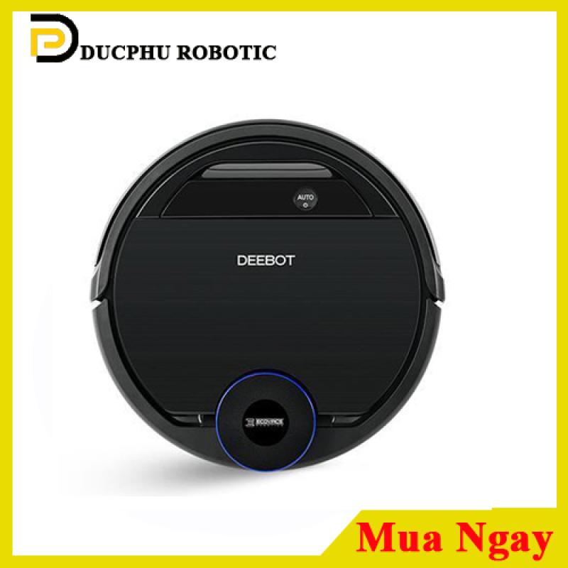 Robot hút bụi lau nhà Ecovacs Deebot DE53 hàng trưng bày 99% hay còn gọi tên quốc tế OZMO 901 luôn là ông vua của phân khúc dưới 10tr
