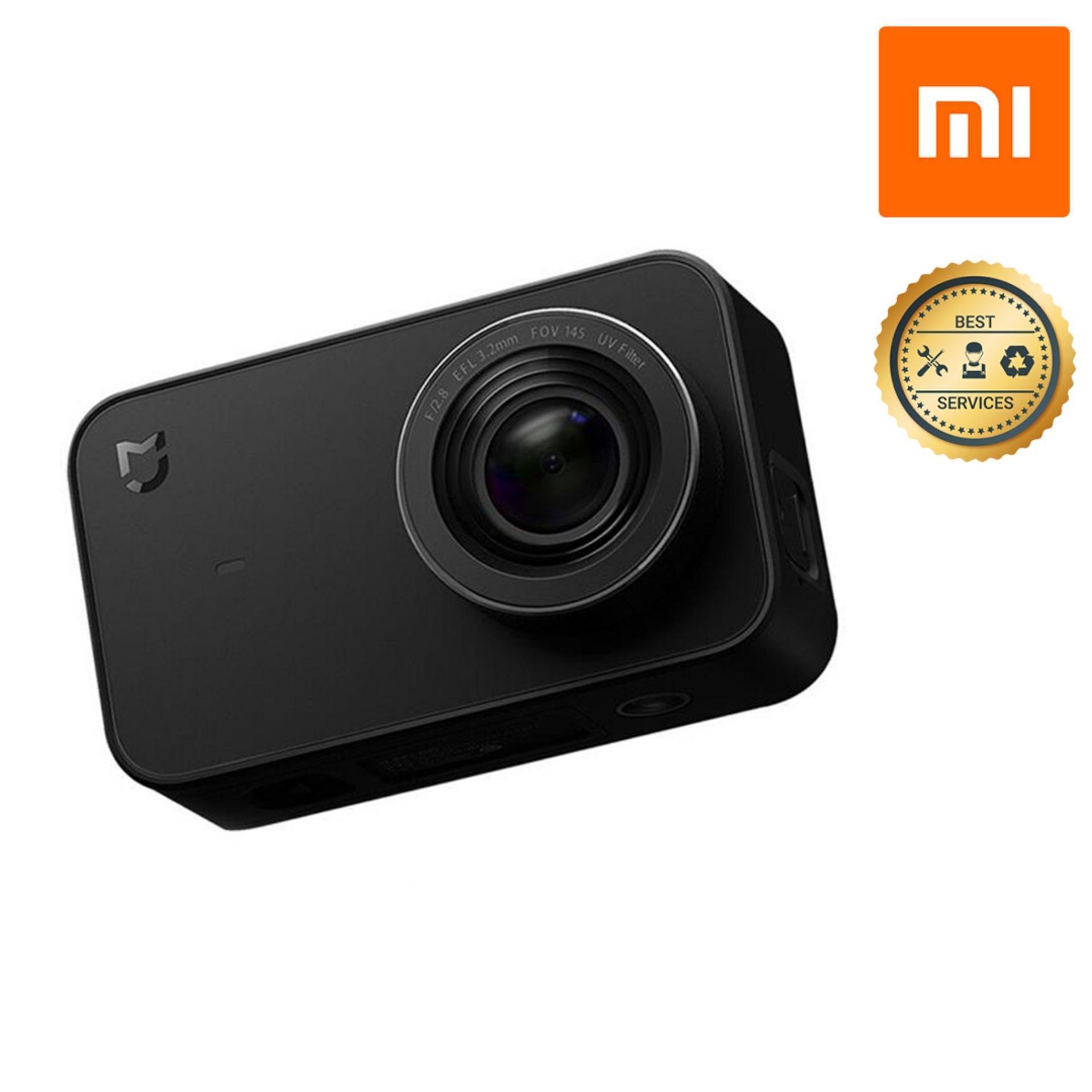 Giá Hot Duy Nhất tại Lazada Khi Mua Camera Hành Trình Xiaomi Mi Action Camera 4K-Hàng Chính Hãng Digi World - Bản Quốc Tế