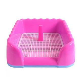 HN- Khay vệ sinh chó khay đi vệ sinh thú cưng khay đi vệ sinh cho chó khay hứng kít chó hướng dẫn chó đi vệ sinh đúng chỗ thumbnail