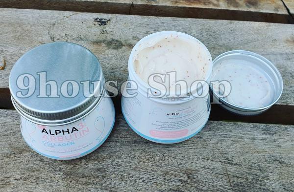 01 Hủ Muối Alpha Arbutin (mặt & body) Thái Lan 50gram giá rẻ