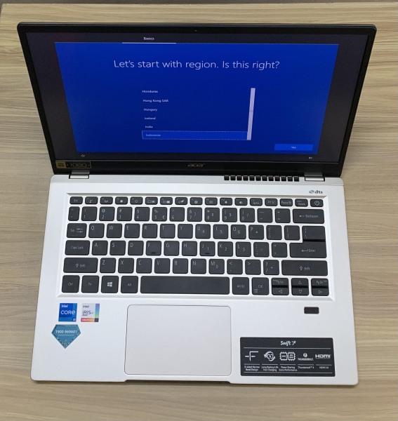 Bảng giá Laptop Acer Swift 3x SF314 510G 57MR Chip intel core i5 1135G7/Ram 8G/Ổ Cứng 512G SSD/ VGA Intel Iris Xe Max 4GB/Win10 - HÀNG CHÍNH HÃNG Phong Vũ