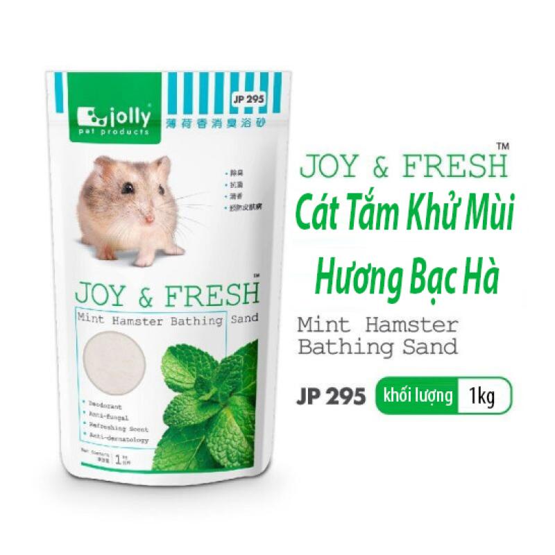 Cát Tắm Khử Mùi Cho Hamster 1kg