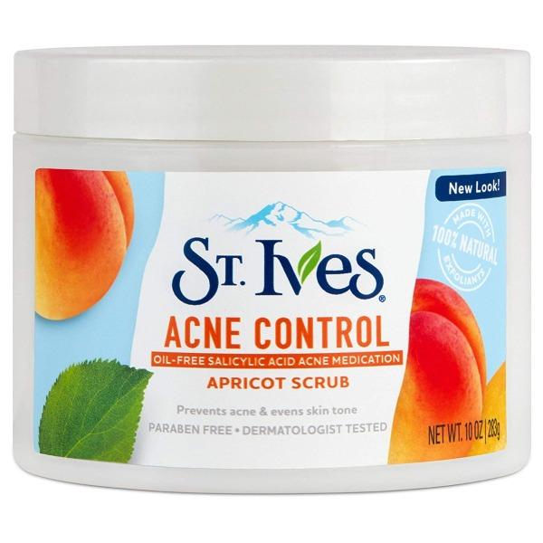 Kem Tẩy Tế Bào Chết St.Ives Fresh Skin Apricot Scrub (283g)