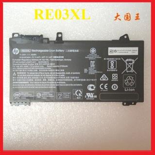 PIN ZIN PIN LAPTOP HP RE03XL - HSTNN-DB9A Battery For HP ProBook 445 450 440 430 - G6 thumbnail
