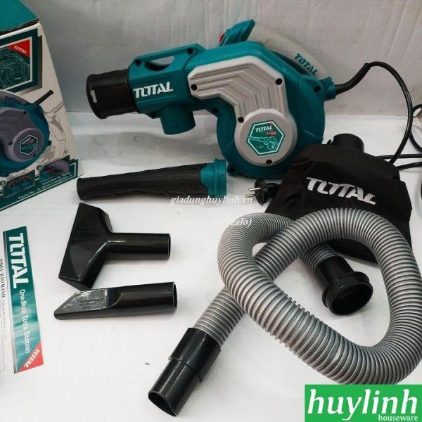 Máy thổi bụi hút bụi Total TB2086 - 800W