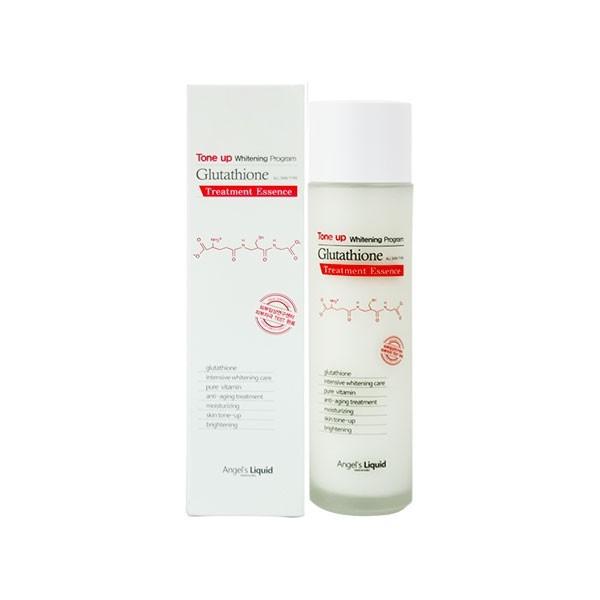Nước Hoa Hồng Trắng Da, giảm nám, tàn nhang, chống lão hóa da 7 Day Glutathione Treatment Essence Frorence86 Store