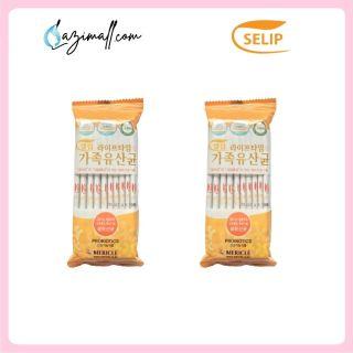 Men vi sinh Hàn Quốc Selip Probiotics bổ sung lợi khuẩn, phòng tránh các bệnh về đường tiêu hóa Combo 2 túi -20 gói thumbnail
