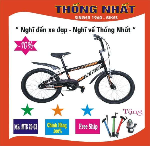 Phân phối Xe đạp Thống Nhất MTB 20-03