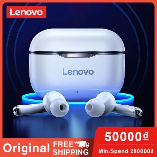 Tai Nghe Bluetooth Lenovo LP1 TWS Tai Nghe Bluetooth Không Dây Chống Nước Chơi Game Thể Thao Với Mic Tai Nghe Stereo HIFI Khử Tiếng Ồn Đối Với iPhone Android thumbnail