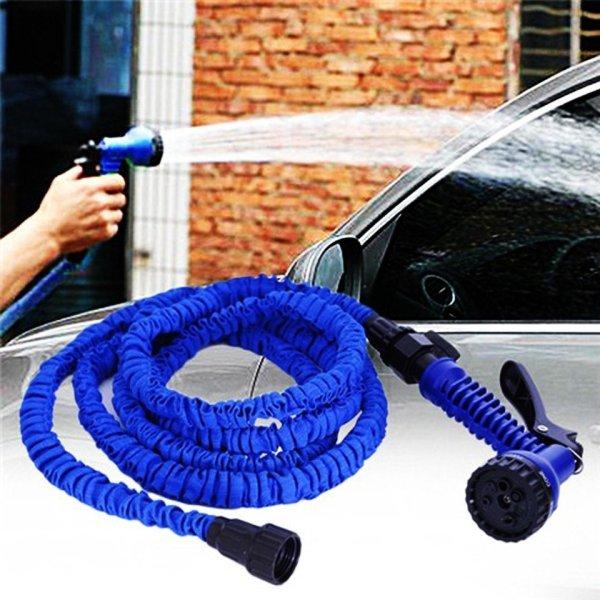 Vòi xịt rửa thông minh độ giãn nở gấp 3 lần độ dài 15m