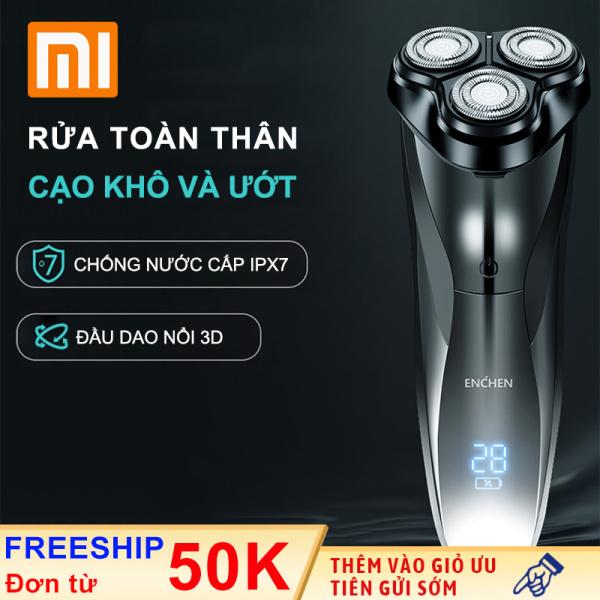 Bảng giá Máy cạo râu Xiaomi ENĆHEN BlackStone 3 Kháng nước cổng USB-C giá rẻ Điện máy Pico