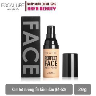 Kem Lót Trang Điểm Kiềm Dầu Focallure Perfect Face Matte Primer 20g thumbnail