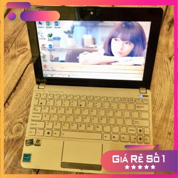 Laptop cũ Asus mini Atom, 2gb/ 250gb, màn 10.1, pin khoảng 2-3h