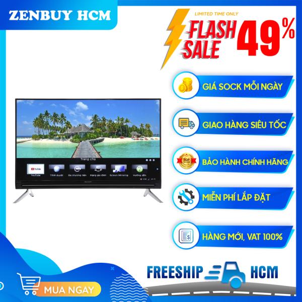 Bảng giá Smart Tivi Sharp HD 32 inch LC-32SA4500X (2018) - Hệ điều hành: Easy Smart, Công nghệ hình ảnh: X2 Master Engine, Tần số quét thực: 50 Hz