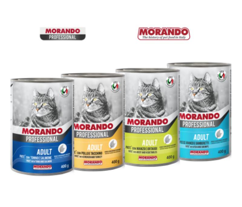 Pate Ý Miglior Gatto Adult cho mèo trưởng thành 400g