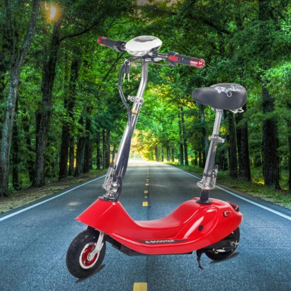 Giá bán Xe Điện Mini E-Scooter  24V-12A tặng kèm ghế cho trẻ em và giỏ xe