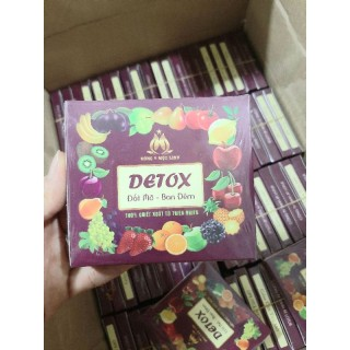 Detox khử mỡ, giảm cân X3, trẻ hóa da, 15 viên 1 hộp thumbnail