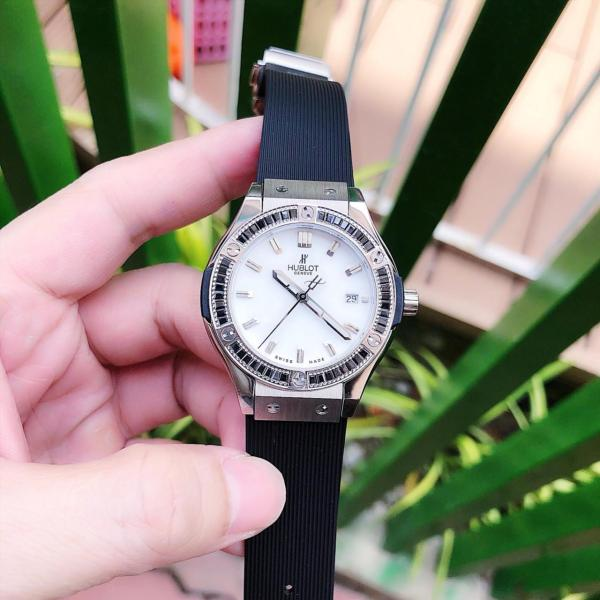 Nơi bán Đồng Hồ Nữ Hublot Diamond FS34