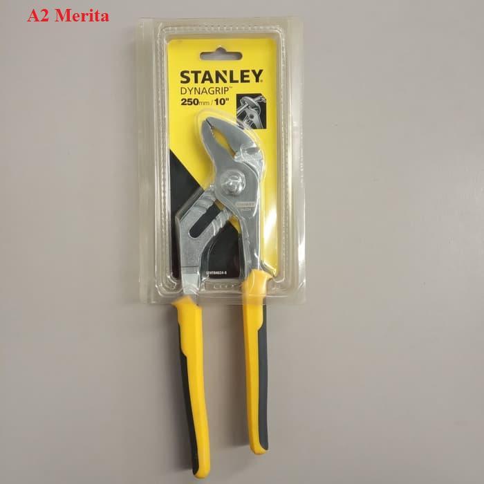 Kềm mỏ quạ cán dày 10 /250mm Stanley STHT84024-8