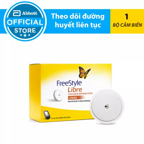 Bộ cảm biến đo đường huyết liên tục FreeStyle Libre