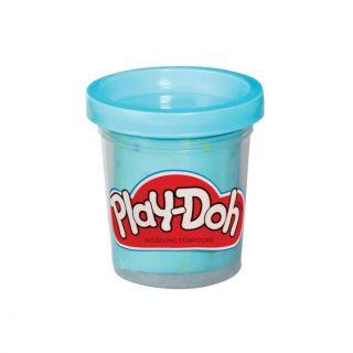 Hộp bột cốm Playdoh màu xanh dương PLAYDOH B3423A BL thumbnail