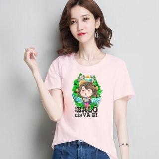 Áo Thun nữ Hàn Quốc EM1196 Thời Trang Elsa thumbnail