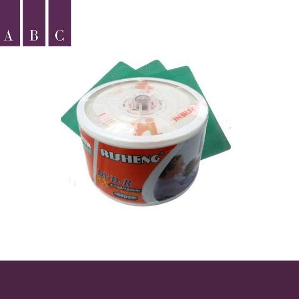 Bảng giá [HOTHOTHOT] Đĩa DVD trắng RISHENG1 hộp 50 đĩa-DVD TRANG-DVD Phong Vũ