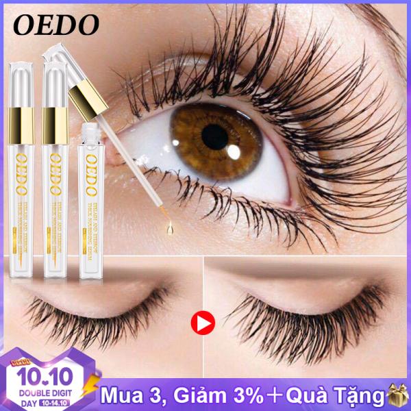 OEDO 3 cây serum  làm dài và dày lông mi cung cấp dưỡng chất cho đôi mắt quyến rũ - INTL giá rẻ