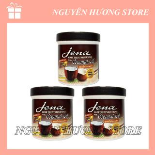 [HCM]Ủ t&oacutec dừa Jenna Coconut Oil 500g Kem ủ t&oacutec Th&aacutei Lan Kem ủ t&oacutec dừa gi&agrave thumbnail