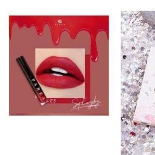 Tách lẻ 1 cây Son Kem Parea Lipstick E3 màu đỏ thuần thumbnail