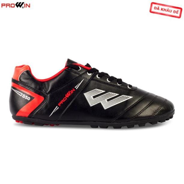Giày đá bóng, giày đá banh sân cỏ nhân tạo Prowin (Đủ màu) ĐỒ TẬP TỐT Đế cao su có hàng đinh chống trượt dành cho sân cỏ nhân tạo giá rẻ