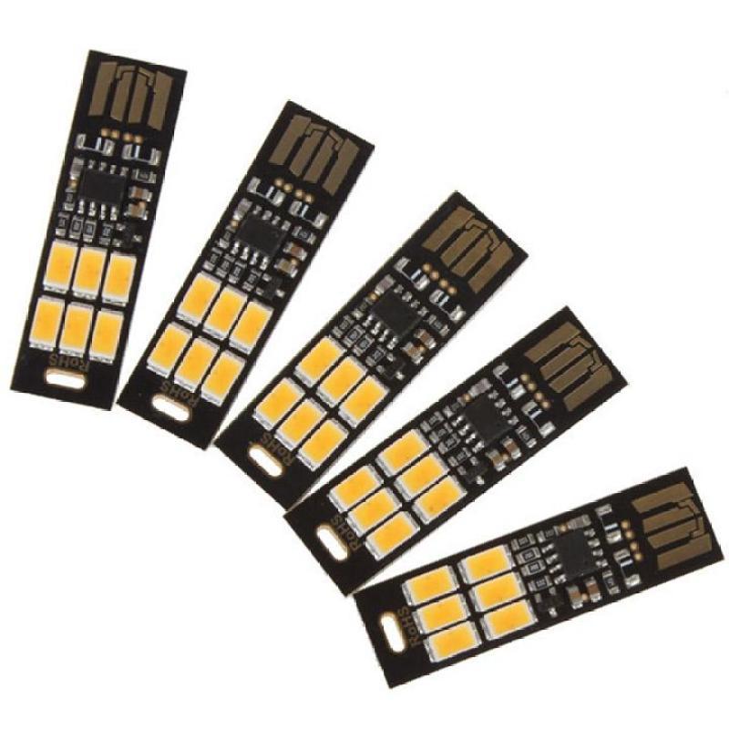 Bảng giá Đèn led USB siêu mỏng cắm cổng USB cảm ứng chạm Phong Vũ