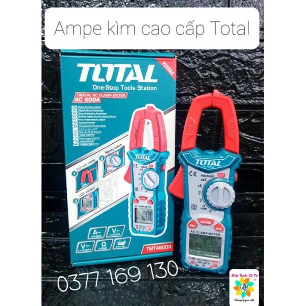 Ampe kìm cao cấp Total TMT46003