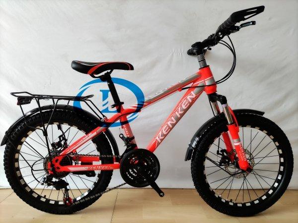 Mua Xe đạp 20 inch bé trai 7-10 tuổi KENKEN có đề