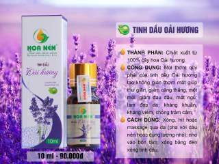 Tinh dầu Hoa Oải Hương - 10ml thumbnail