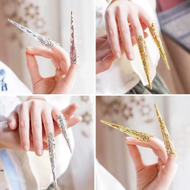 Hộ chỉ móng tay cổ trang cao cấp
