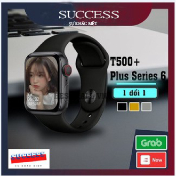 Đồng Hồ Thông Minh Nam Nữ T500+ Plus Series 6- Full Chức Năng