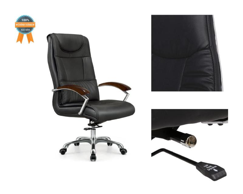 Ghế làm việc cao cấp Mina Furniture đen MN-G22A (ĐEN) giá rẻ