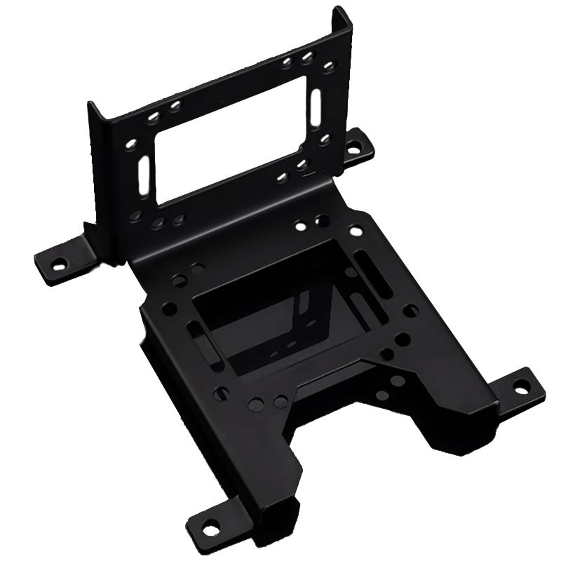 Giá Multi-Function Bracket / Radiator Bracket / Water Pump Bracket / Water Tank Bracket Black Computer Accessories Fitting