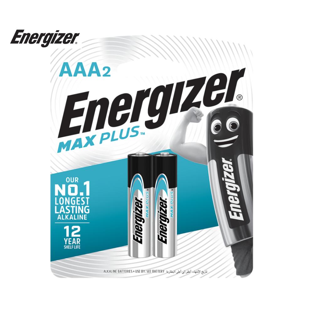 Pin Energizer Max Plus AAA E92 BP2 - 100922572