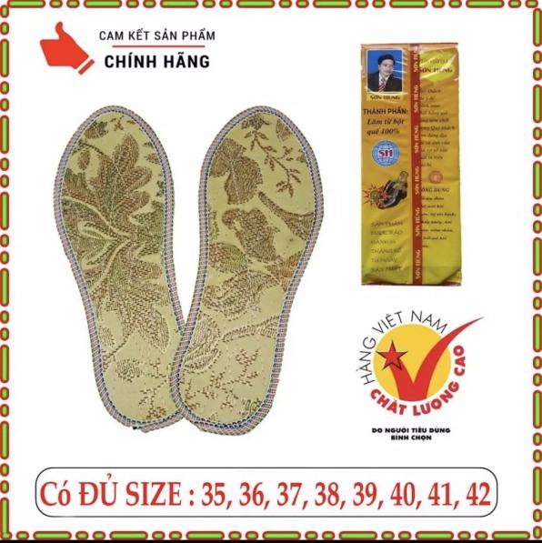 COMBO 5 Đôi Lót Giày Hương Quế SƠN HÙNG Hàng Việt Nam Chất Lượng Cao giá rẻ