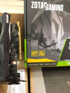 10 VGA Zotac GTX 1650 4G Gaming GeForce_ BHH 5.2023 thumbnail